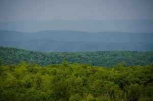 Blue Ridge Mountains, Shenandoah National Park and Forest
