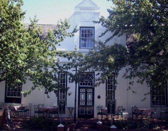 Stellenbosch Hotel, South Africa