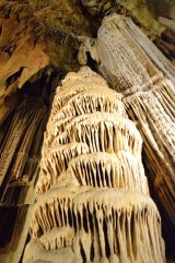 Keeping Cool in Luray Caverns