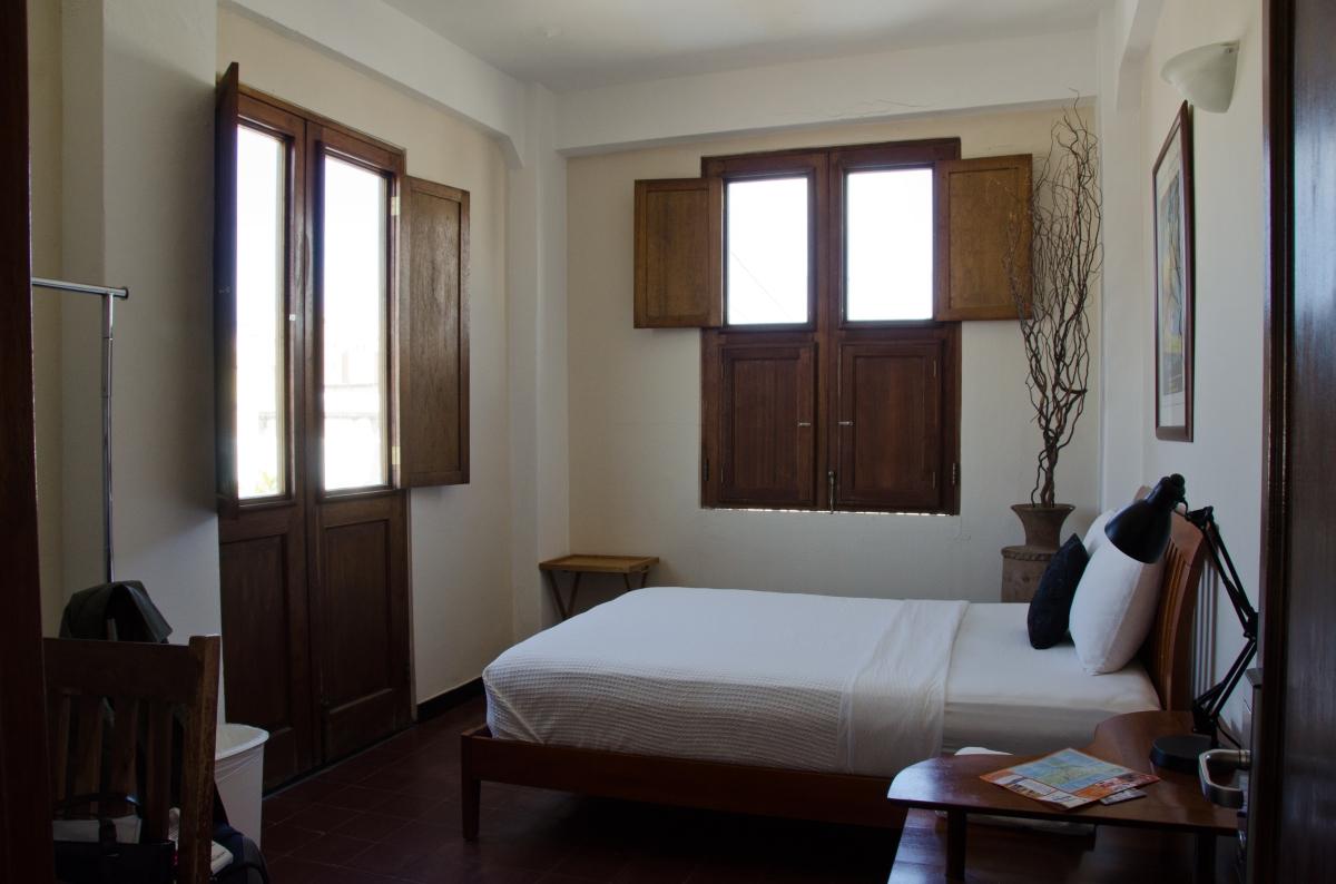 Da House Hotel, Room 403: José Alicea