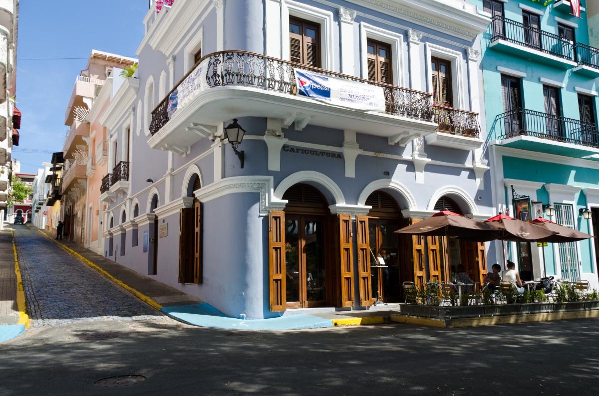 Caficultura, San Juan, Puerto Rico