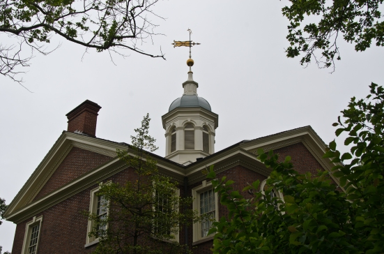 Carpenters' Hall, Philadelphia
