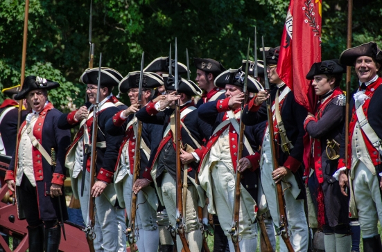 First VA Regiment, Mount Vernon
