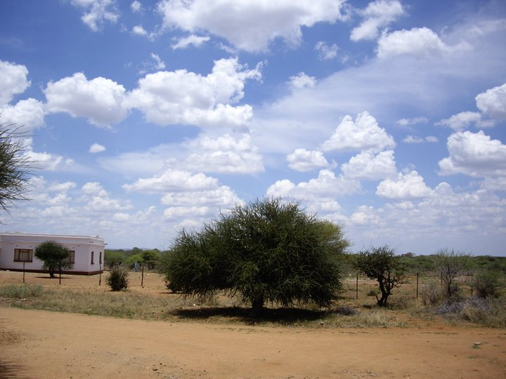 Outskirts of Gaborone, Botswana