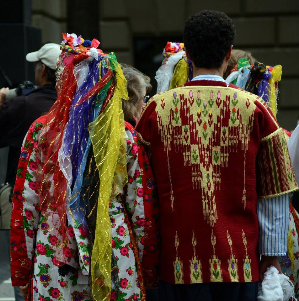 Beautiful costume details - DC Turkish Festival