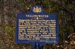 Fallingwater sign -- history, explained