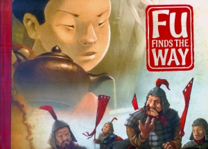 Fu Finds the Way book cover