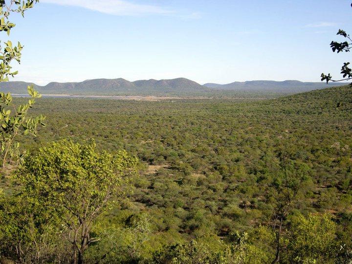 Mokolodi view - rainy season