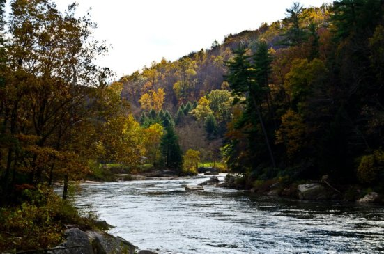 Ohiopyle State Park's Youghiogheny River