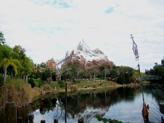 Vista of Himalayas, Orlando's Animal Kingdom