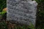 Old grave at Historic Christ Church, Alexandria, VA