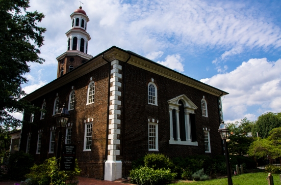 Christ Episcopal Church, Alexandria's most historic church