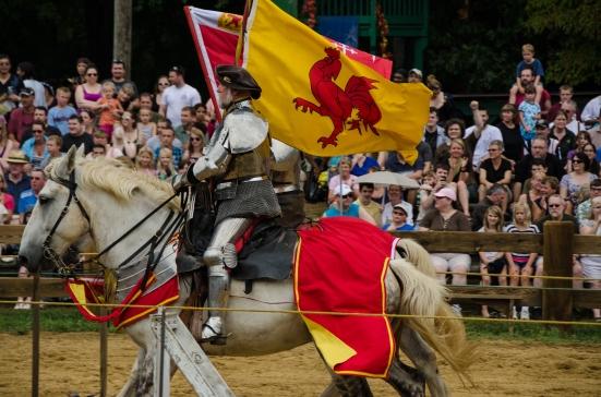Joust, Maryland Renaissance Festival