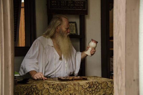Cup maker, Maryland Renaissance Festival