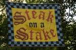 Steak on a Stake, Maryland Renaissance Festival