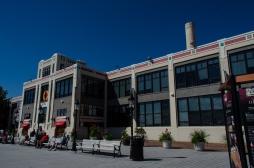 Torpedo Factory, now an arts center in Alexandria, VA