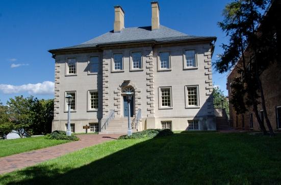 Carlyle House Historic Park, Alexandria, VA