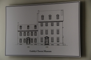 Gatsby's Tavern Museum - the City Tavern and City Hotel