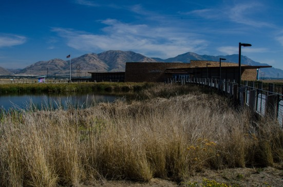 Wildlife Education Center - Bear River Migratory Bird Refuge