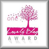 One Lovely Blog Award: Thank you!
