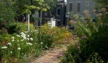 Ramsay House Garden, Visitor's Center, Alexandria, VA