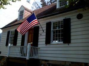 Washington's townhouse, Alexandria, VA