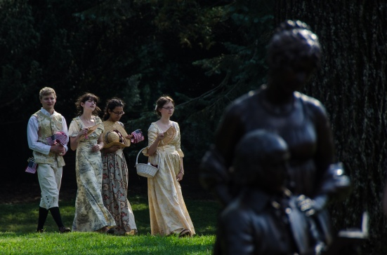 Ladies of James Madison's Montpelier