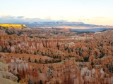 """Sunset and Sunrise in Bryce Canyon: Of """"Fairy Cities in PaintedStone"""""""