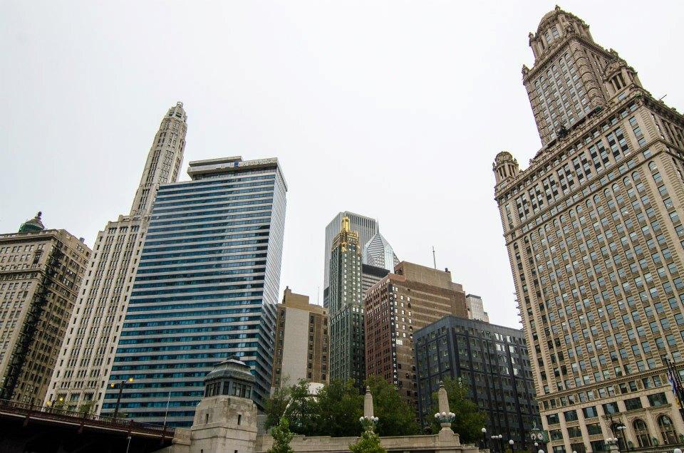 Chicago's eclectic landscape