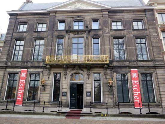 Escher Museum, the Hague