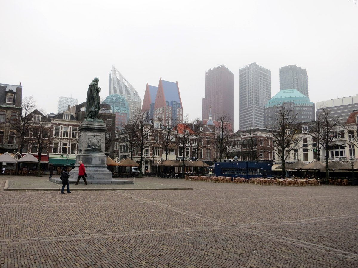 The Square, the Hague