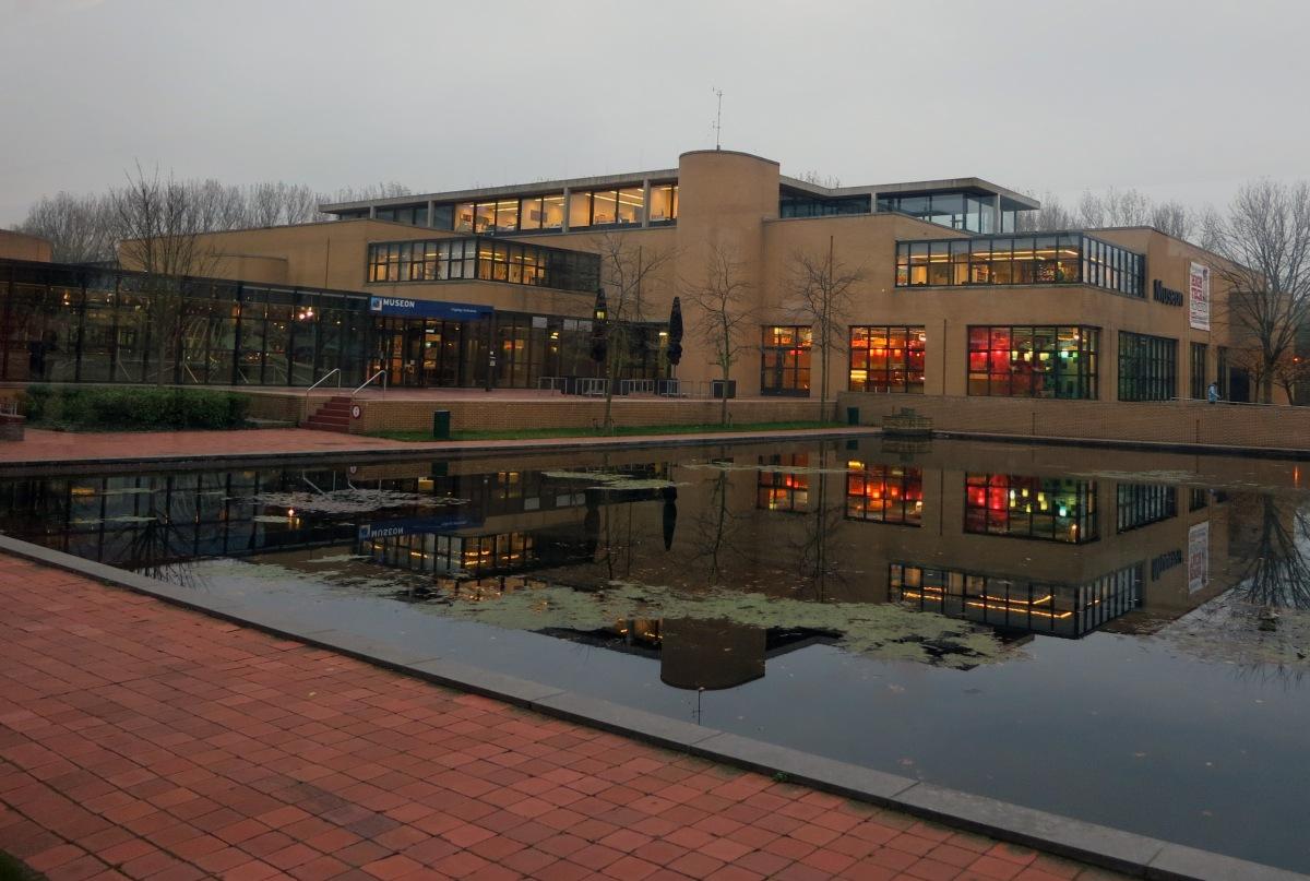 Municipal Museum, the Hague