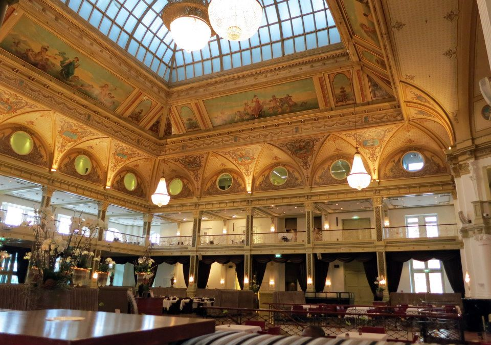 Kurhaus Bar, the Hague