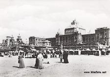 Old Photograph of Kurhaus, Hague