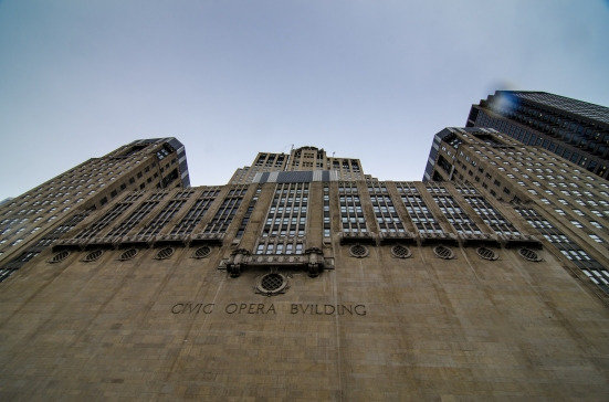 Civic Opera Building, Chicago
