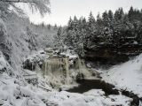 A Winter Escape: Blackwater Falls State Park