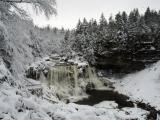 A Winter Escape: Blackwater Falls StatePark