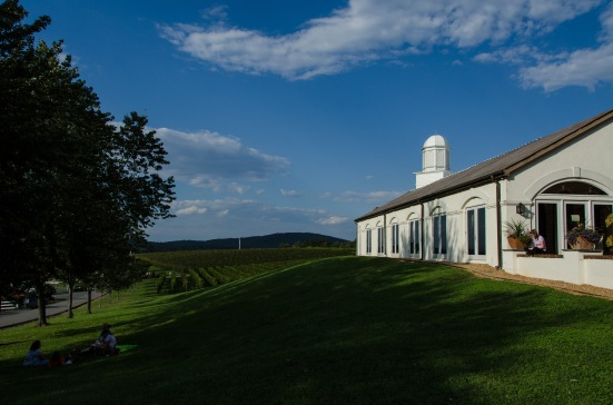 Palladio, Barboursville Vineyards, Virginia