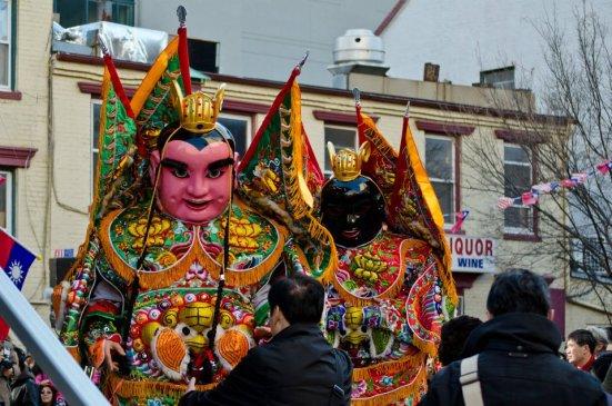 Gentlemen at the DC Lunar New Year celebration