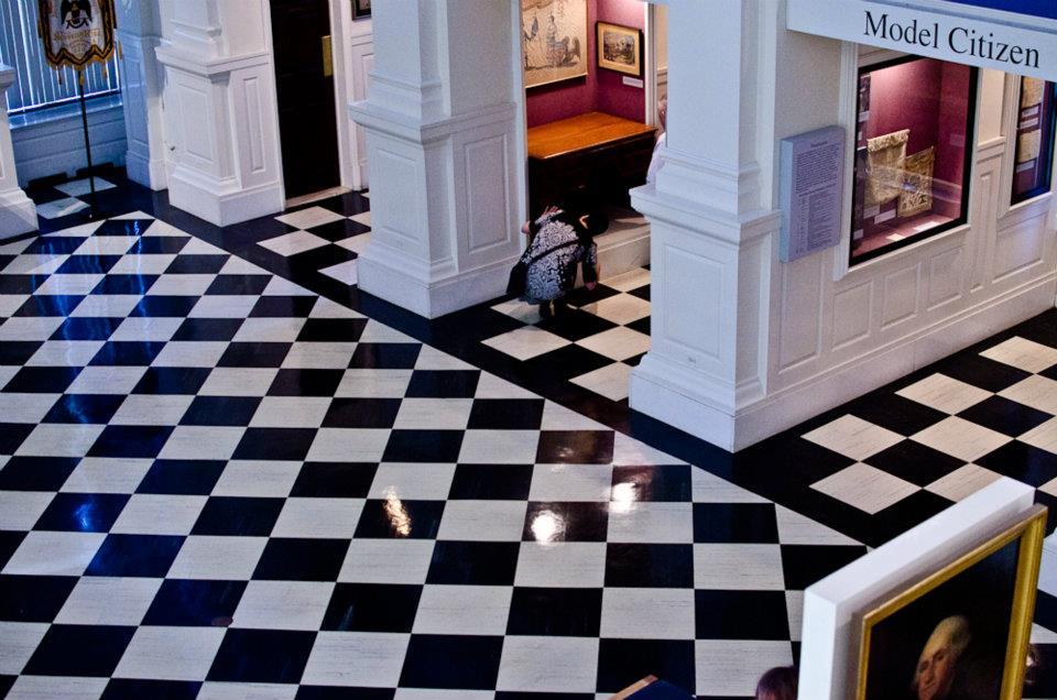 Museum, George Washington Masonic Memorial