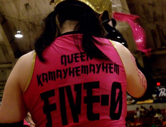 Queen, DC Rollergirls