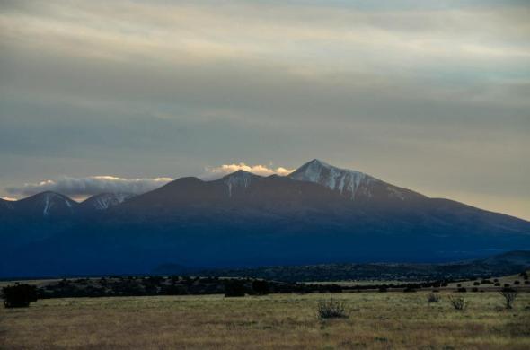 St. Francisco Peaks, Arizona