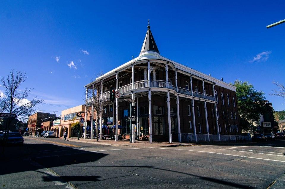 Weatherford Hotel, Flagstaff, Arizona