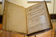 Philosophiæ Naturalis Principia Mathematica by Newton
