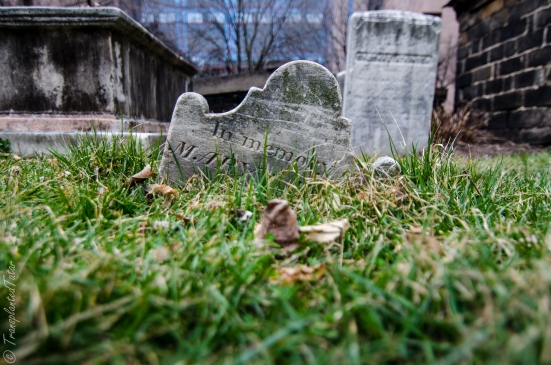 Grave at Westminster Hall & Burying Ground, Baltimore