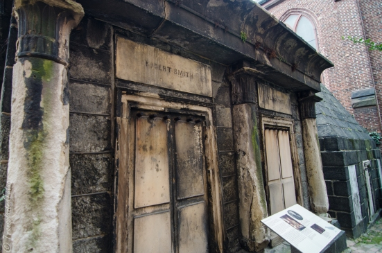 Mausoleums, Westminster Hall & Burying Ground, Baltimore, MD