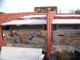 Taliesin West: Snow over theDesert