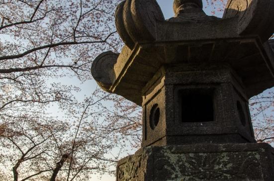 Japanese Stone Lantern, Tidal Basin