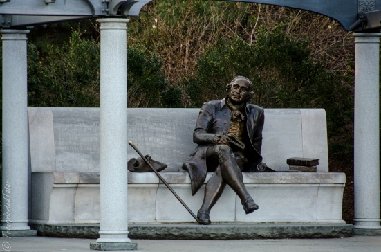 George Mason Memorial, National Mall