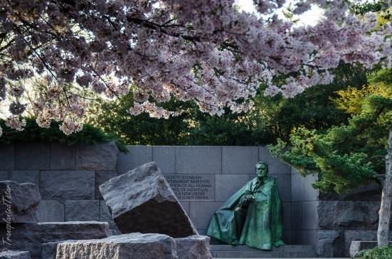 Franklin Delano Roosevelt Memorial, Washington, DC
